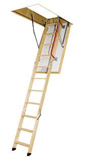 Сходи на горище 60-120,70-120 LTK термо сходи Fakro (Факро), розклдні сходи