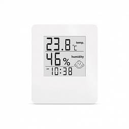 Термогигрометр цифровой Т-17 с часами