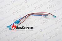 Проводка с сигнальной лампой для водонагревателей Ariston Ti-Shape 50, 80, 100 V, H 65150047