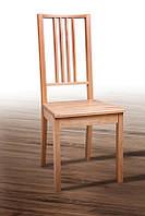 Стул деревянный Классик с твердым сиденьем 1000 х 450 х 440, цвет натуральный