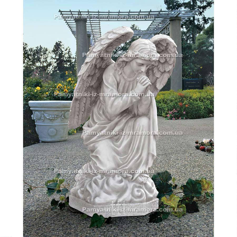 Ангел  скорбящий № 17