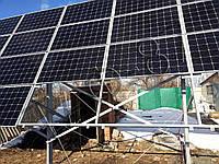 Изготовление каркаса для солнечных панелей