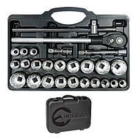 Профессиональный набор инструментов INTERTOOL  ET-60263/4, 26ед (наб.)