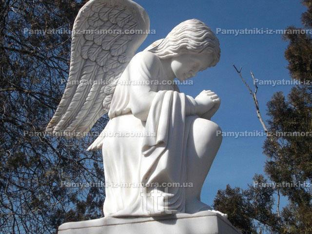Скорбящий ангел №25