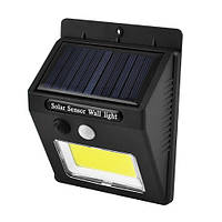 Настенный фонарь на солнечной батарее с датчиком движения 1605-COB