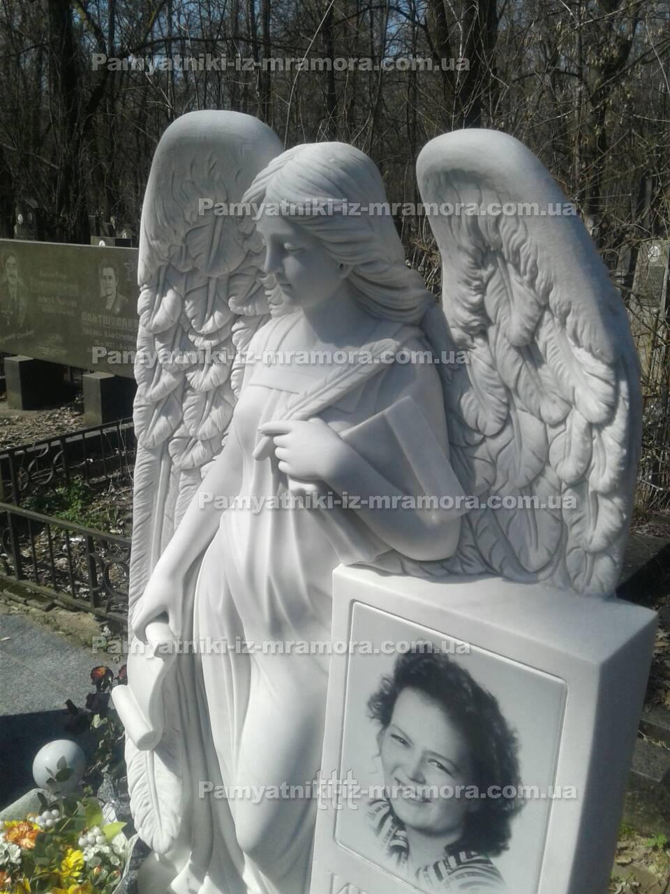 Ангел из мрамора  № 42