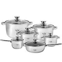 Набор посуды 12 предметов Krauff (26-242-008)