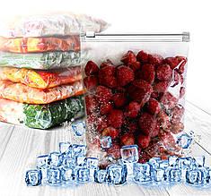 Правильная заморозка фруктов и овощей с использованием зип лок пакетов