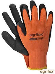 Рабочие перчатки покрытые латексом Ogrifox (перчатки защитные) OX-WINUA PB