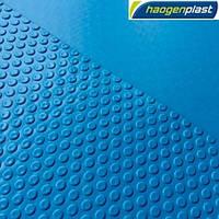 Плівка ПВХ для басейну проотивоскользящая синя (ширина 1,65 м)