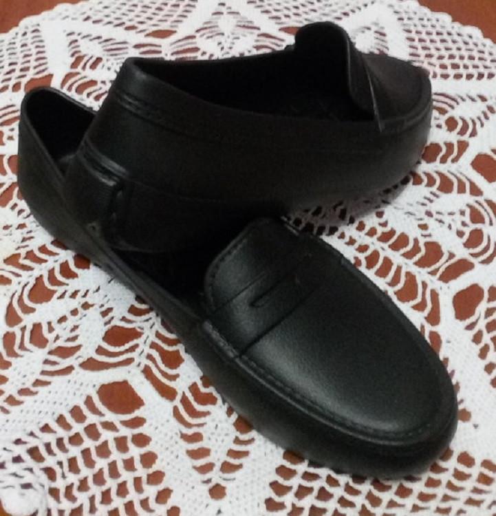 18b8068f0 Женские мокасины. Непромокаемая защитная женская обувь. Туфли рабочие,  спецобувь. -
