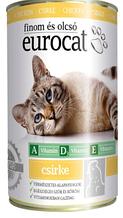 Консерва для кошек СEUROCAT CSIRKE, 415 г