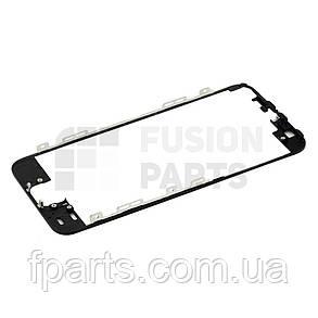Рамка дисплея iPhone 5S с термоклеем (Black), фото 2