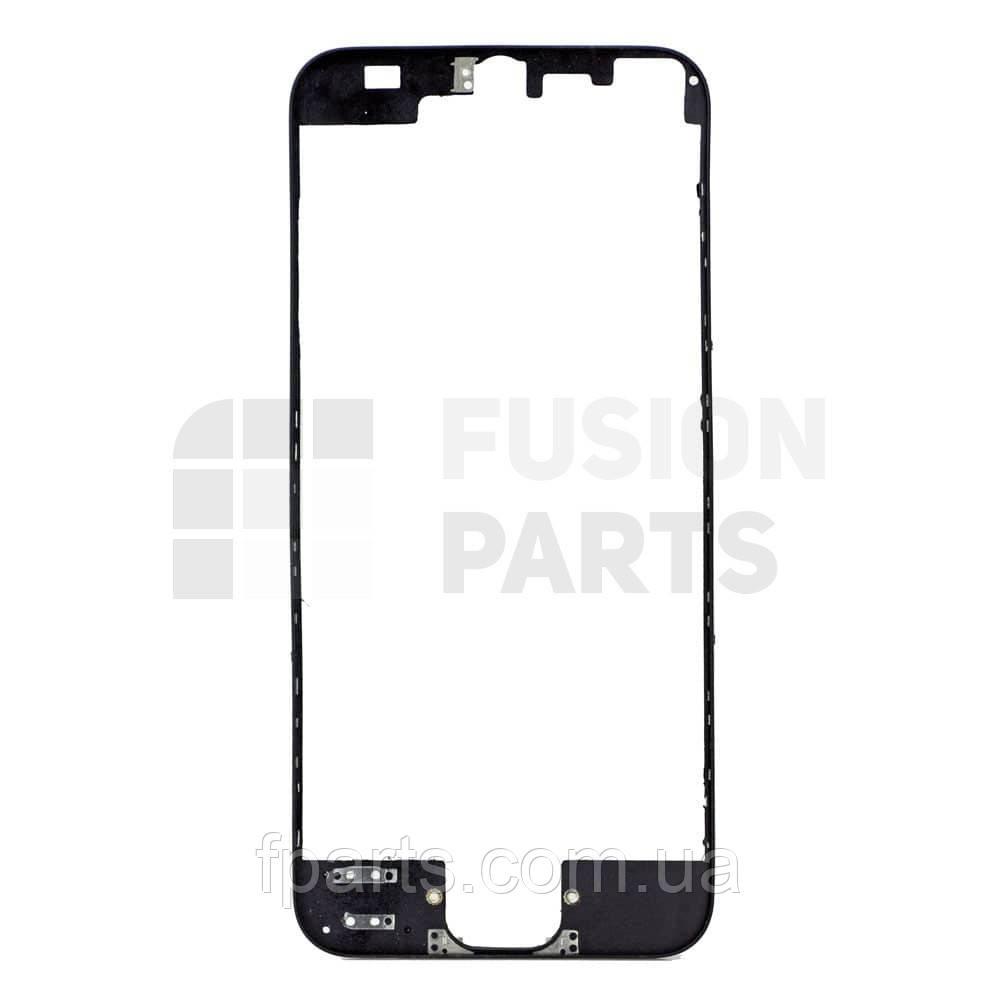 Рамка дисплея iPhone 5G с термоклеем (Black)