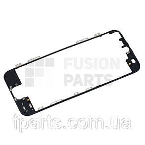 Рамка дисплея iPhone 5G с термоклеем (Black), фото 2