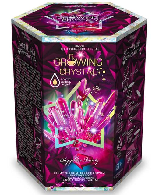 Наборы для проведения опытов Растущий кристалл