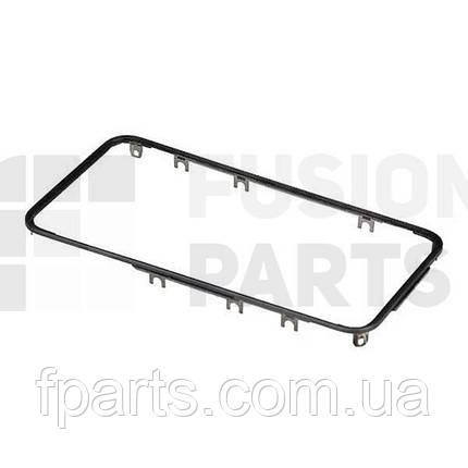 Рамка дисплея iPhone 4G с термоклеем (Black), фото 2