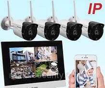 Комплекты видеонаблюдения для самостоятельной установки