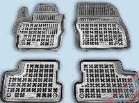 Ковры салона Mazda 3 I/II 2003-2013 без огнетушителя Rezaw-Plast 200806