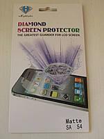 Защитная пленка Samsung Galaxy S4 GT-I9500 матовая