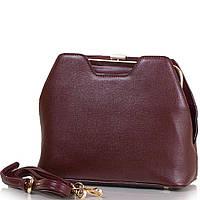 Саквояж (ридикюль) ANNA&LI Женская сумка из качественного кожезаменителя ANNA&LI (АННА И ЛИ) TU14109L-brown