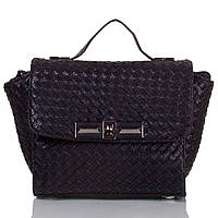 Саквояж (ридикюль) ANNA&LI Женская сумка из качественного кожезаменителя ANNA&LI (АННА И ЛИ) TU14476-black