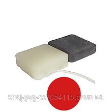 Светодиодная тротуарная LED плитка CUB-STONE, красный, 60 мм