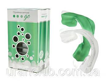 Капы с гелем (комплект: верх+низ) Opalescence go 10 шт/уп