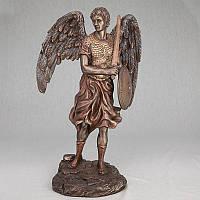 "Статуэтка Veronese 030183 31 см коричневая ""Архангел"""