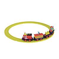 Игровой набор Battat с железной дорогой - Баттатоэкспресс (BX1617Z), фото 1