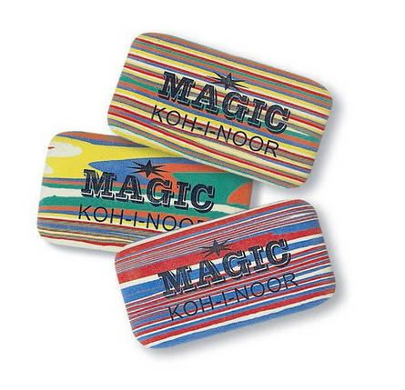 Ластик Magic KOH-I-NOOR  6516/40   , фото 2