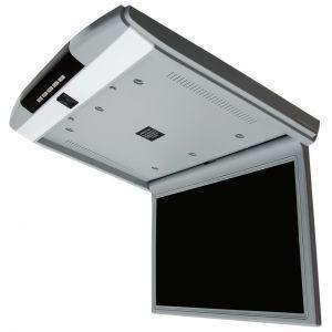 Автомобильный телевизор потолочный 17″ в машину монитор DVD-проигрыватель с тюнером многофункцыональный