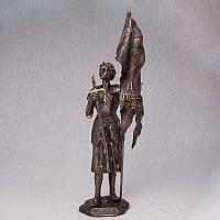 "Статуэтка Veronese 030195 36 см бронзовая ""Д'Арк"""