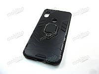 Противоударный чехол IronMan Xiaomi Redmi Note 6 Pro (черный)