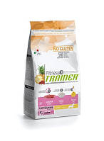 Trainer Fitness Puppy & Junior Mini (Трейнер) - сухой корм с уткой и рисом для щенков мелких пород 2 кг