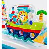 """Надувной игровой центр """"Рыбалка"""" Intex 57162 для детей 218 x 188 x 99 см, фото 3"""