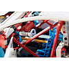 Конструктор Гоночная машина bela 10826 2в1 1005 деталей, фото 8