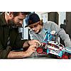 Конструктор Гоночная машина lepin 20077 2в1 1085  деталей, фото 9