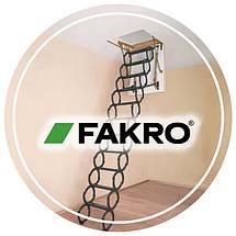 Горищні сходи Fakro (Польща-Україна)