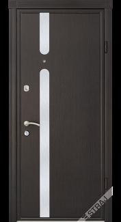 Двері вхідні STRAJ Арабіка Al