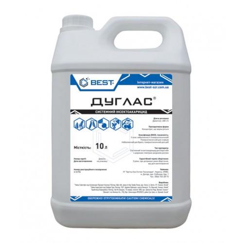 Инсектицид/ інсектицид Дуглас  (Би - 58) диметотат 400 г/л, злаковые,плодовые, свекла