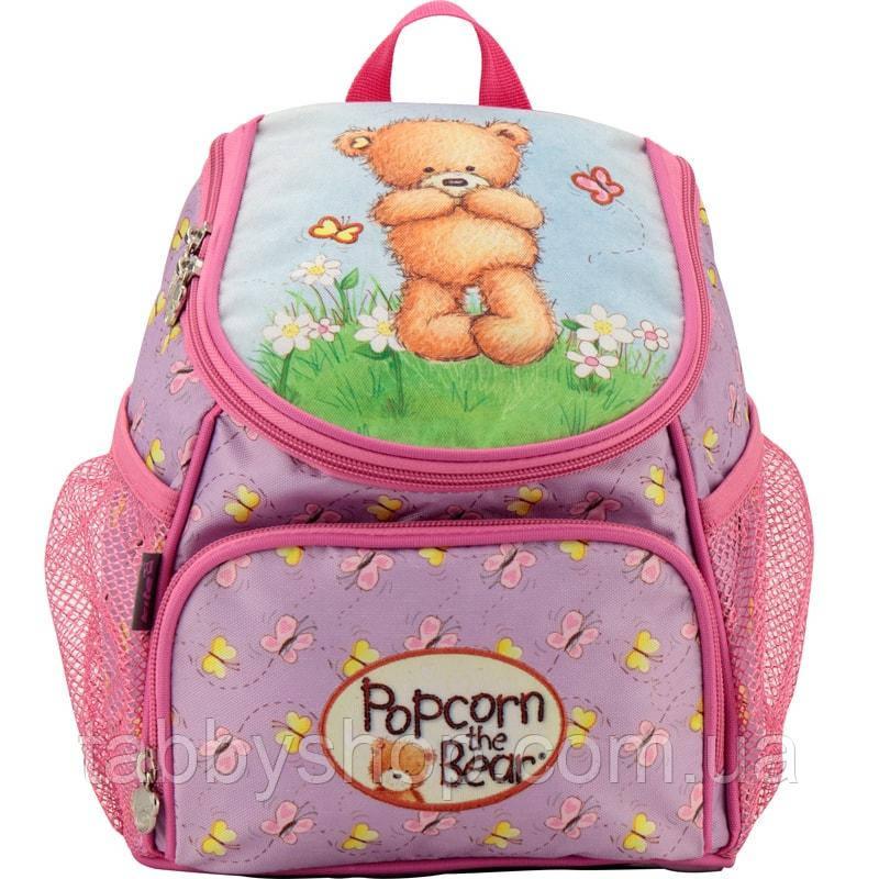 Рюкзак дошкільний KITE 535 Popcorn Bear-2