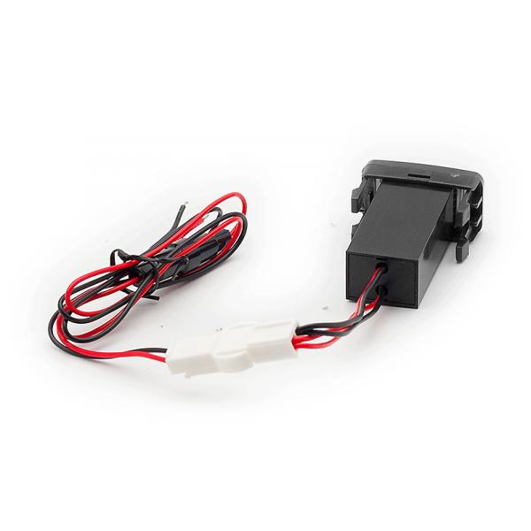 Автомобильный USB разъём CARAV Toyota - Lexus (17-303)