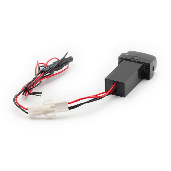 Автомобильный USB разъём CARAV Mitsubishi (17-307)