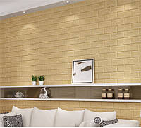 3 Д самоклеющие кирпичики декор обои для стен 3D цегла панелі з спіненого поліетилену Classacal brik