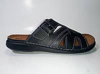 Мужские кожаные шлепанцы ТМ Inblu, фото 1