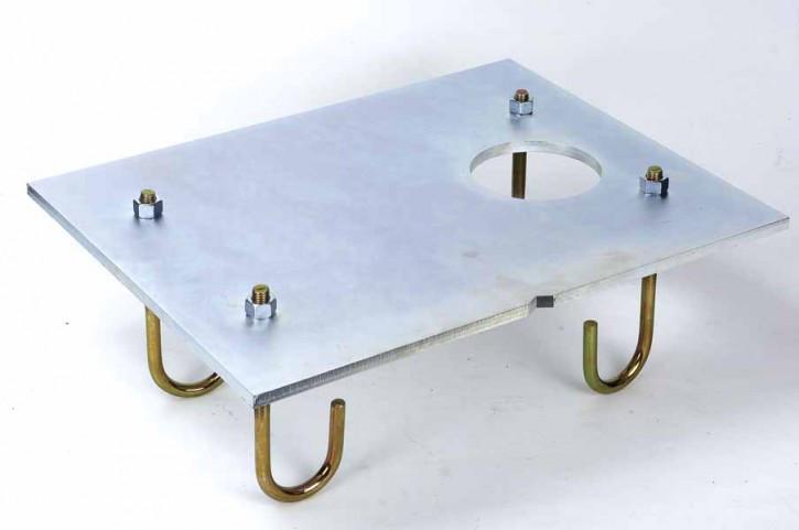 Монтажная пластина для приводов FAAC 740,741