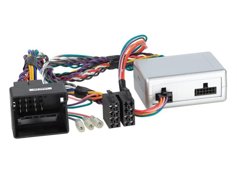 Адаптер кнопок на руле Citroen, Peugeot (CTPG-0414DP)