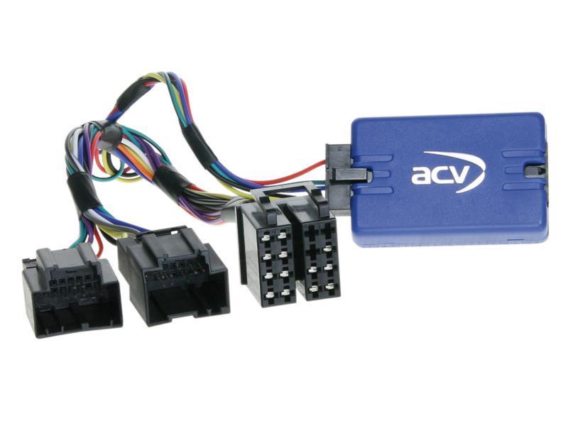 Адаптер кнопок на руле Chevrolet Aveo, Captiva (CV-0213)