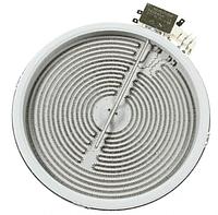 Конфорка для плиты Electrolux (210\140мм, 400В, 2200Вт) 140057324018
